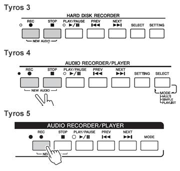 Playing | Recording | Midi to WAV to MP3