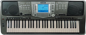 Yamaha PSR-2000 Styles
