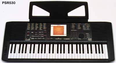 part, to the Yamaha Advanced Wave Memory (AWM) tone generation, Yamaha ...