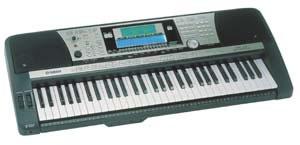 Yamaha PSR-740 Styles