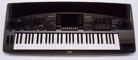 Yamaha PSR-8000 Styles
