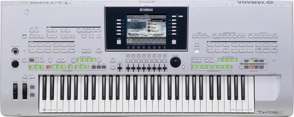 3000 New Styles für Yamaha Tyros 1 Tyros 2 /& Tyros 3 Download oder USB-Stick