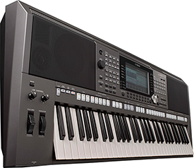 PSR-S950/S750 Press Release