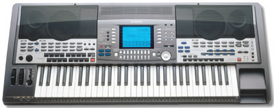 Yamaha PSR-9000 Styles