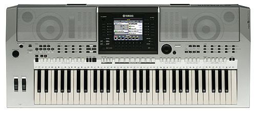 Yamaha psr s900 styles for Yamaha professional keyboard price